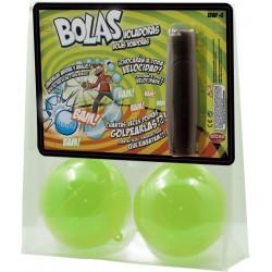 bolas voladoras