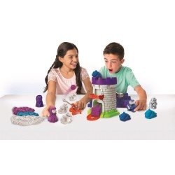 Kinetic sand torreon magico
