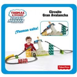 THOMAS CIRCUITO GRAN AVALANCHA