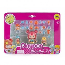 Pinypon Bebés y figuras - Pack 4
