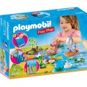Playmobil Play Map Hadas de Jardín