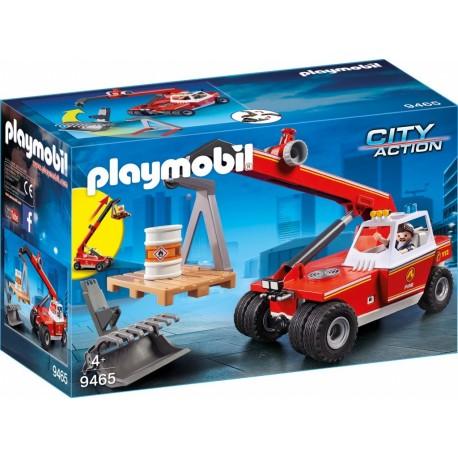 Playmobil Elevador