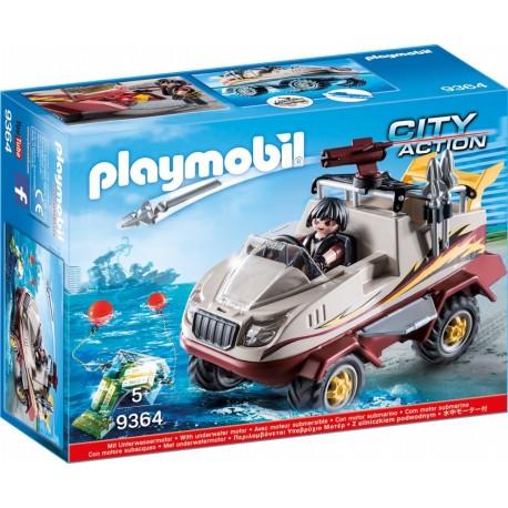 Playmobil Coche Anfibio