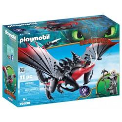 Playmobil Aguijón Venenoso y Crimmel