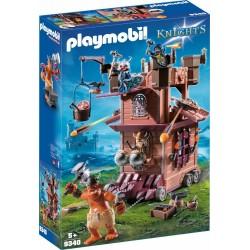 Playmobil Fortaleza Móvil Enanos