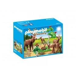 Playmobil famila de ciervos