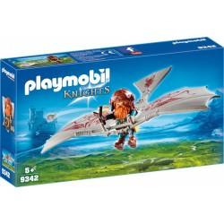 Playmobil Enano con Máquina Voladora