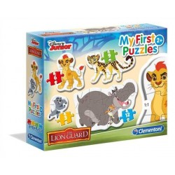 Puzzle 3-6-9-12 Lion Guard