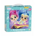 Shimmer and shine romp 9 cubos