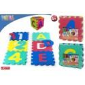 Puzzle 6 piezas eva