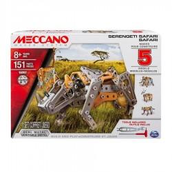 Mecano 5 modelos safari