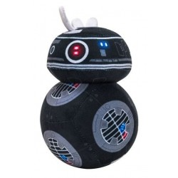 Star wars droid bb-8 negro grande 45 cm