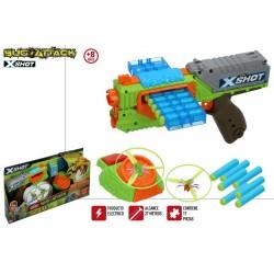 X-shot bug attack - pistola swarm sekke