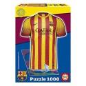 Puzzle segunda equipación FCB 1000 pcs educa (16063)