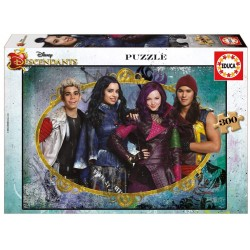 Puzzle Los Descendientes 300 pcs educa (16551)