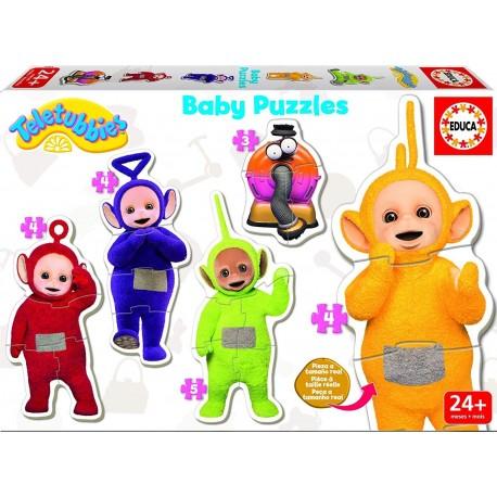 Baby Puzzles Teletubbies educa (17014)