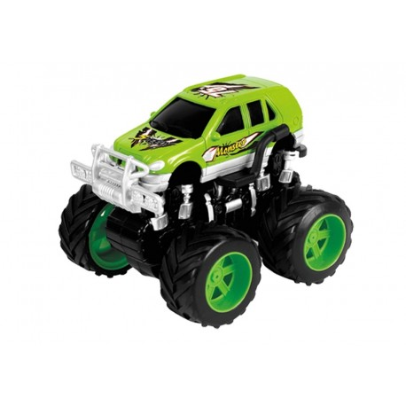 Big Foot Fricción - Verde josbertoys (695)