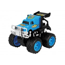 Big Foot Fricción - Azul josbertoys (695)