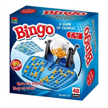 Juego Bingo 48 cartones josbertoys (692)