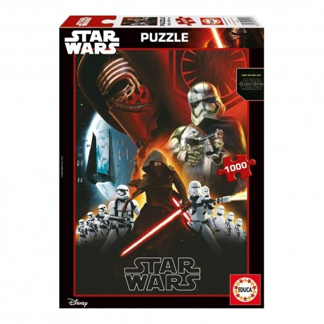 Puzzle Star Wars: Ep. VII - 1000 pcs (16524)