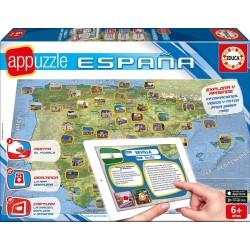 Puzzle España - 150 pcs educa (15946)