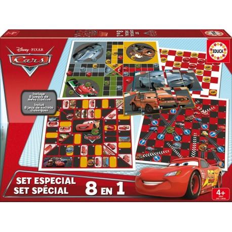 Set especial Cars 8 en 1 educa (16388)