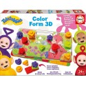 Teletubbies Color Form 3D educa (17062)