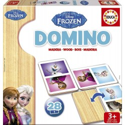 Dominó madera Frozen educa (16255)