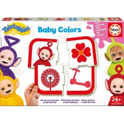 Baby Colors Teletubbies educa (17059)