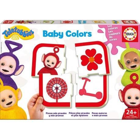 Baby Colors Teletubbies educa (17059)