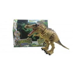 Dinosaurio luz y movimiento josbertoys (326)