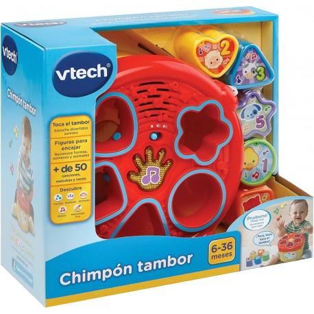 Chimpón el tambor vtech (185122)