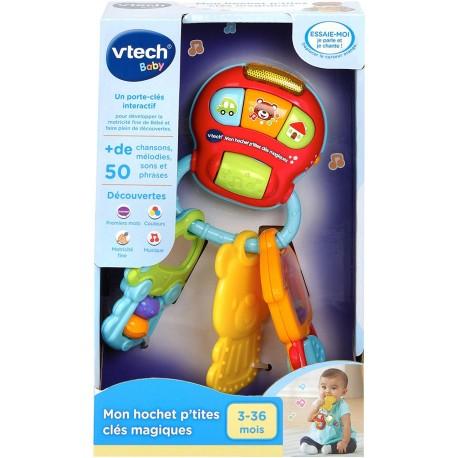 LLavero baby keys vtech (505122)
