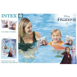 Manguitos frozen 23x15 cm intex (56600)