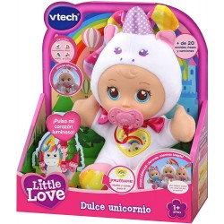 Dulce Unicornio - Little love vtech (526322)