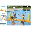 Juego voley piscina 239x64x91 cm intex (56508)