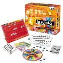 La ruleta de la suerte junior diset (46204)