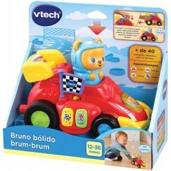 Bruno bólido brum brum vtech (528422)