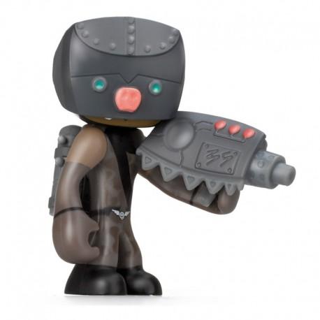 Mutant Busters Figuras - Black Power famosa (700011340)