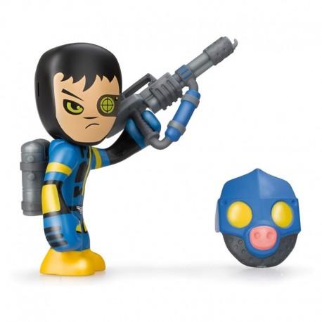 Mutant Busters Figuras - Shooter famosa (700011340)