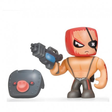 Mutant Busters Figuras - Brutux famosa (700011340)