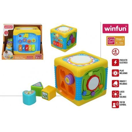 Cubo actividades winfun (40940)