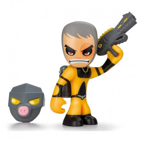 Mutant Busters Figuras - Thunder Kat famosa (700011340)