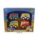 Caja 4 vehiculos rama (34387)