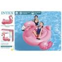 Flamingo ride on 142x137x97cm intex (57558)