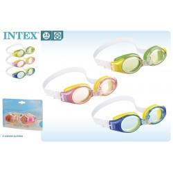 Gafas natación junior (unidad) intex (55601)