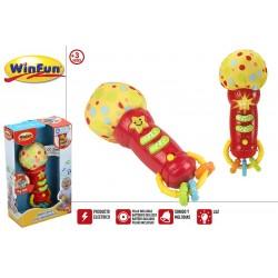 microfono sonidos bebe winfun (44232)