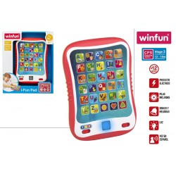 tableta educativa i-fun pad winfun (44256)