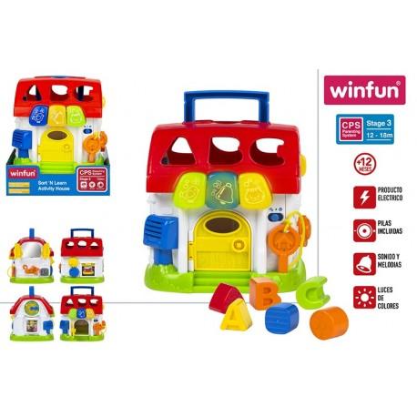 casa actividades luz y sonido winfun (44525)