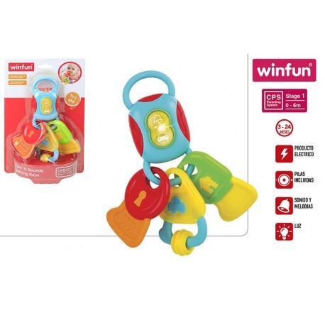 llavero sonidos winfun (44716)